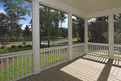Screened Patio Rooms