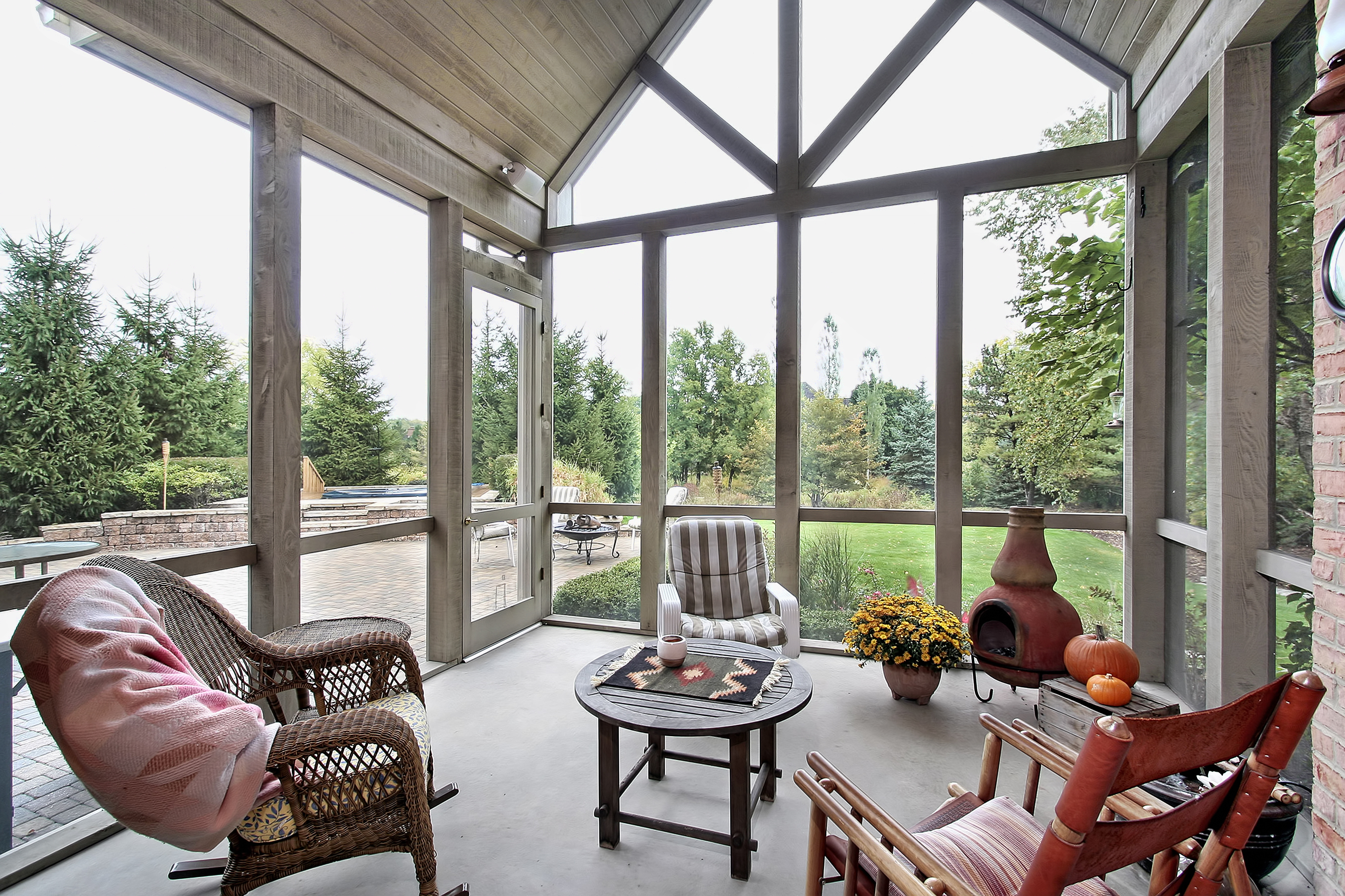 Outdoor Living Columbus Oh Classic Exteriors