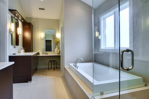 Custom Bathroom Design St Clairsville