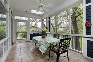 Custom Porch Design St Clairsville