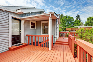 Outdoor Deck Install