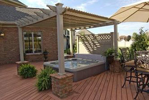 Outdoor Decks Columbus